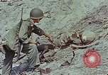 Image of dead Japanese soldiers Eniwetok Atoll Marshall Islands, 1944, second 57 stock footage video 65675041028