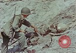 Image of dead Japanese soldiers Eniwetok Atoll Marshall Islands, 1944, second 58 stock footage video 65675041028