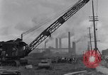 Image of steam shovel United States USA, 1931, second 40 stock footage video 65675041041