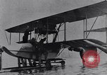 Image of Glenn Curtiss hydroplane United States USA, 1930, second 10 stock footage video 65675041061