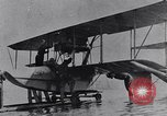 Image of Glenn Curtiss hydroplane United States USA, 1930, second 15 stock footage video 65675041061