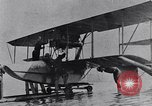 Image of Glenn Curtiss hydroplane United States USA, 1930, second 19 stock footage video 65675041061
