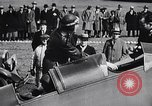 Image of Charles and Anne Lindbergh fly a Lockheed Altair airplane Newark New Jersey USA, 1930, second 24 stock footage video 65675041067