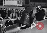 Image of Charles and Anne Lindbergh fly a Lockheed Altair airplane Newark New Jersey USA, 1930, second 28 stock footage video 65675041067