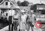 Image of Charles Lindbergh North Haven Maine USA, 1927, second 27 stock footage video 65675041071