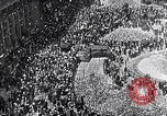 Image of Charles Lindbergh ticker tape parade New York City USA, 1927, second 50 stock footage video 65675041075