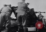 Image of 12.8cm FLAK 40 guns France, 1942, second 13 stock footage video 65675041081
