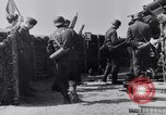 Image of 12.8cm FLAK 40 guns France, 1942, second 27 stock footage video 65675041081