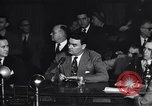 Image of Kefauver Hearings New York United States USA, 1951, second 4 stock footage video 65675041134
