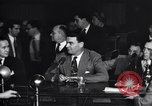 Image of Kefauver Hearings New York United States USA, 1951, second 5 stock footage video 65675041134