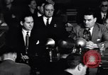 Image of Kefauver Hearings New York United States USA, 1951, second 59 stock footage video 65675041134