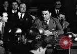 Image of Kefauver Hearings New York United States USA, 1951, second 60 stock footage video 65675041134