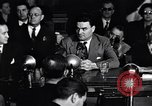 Image of Kefauver Hearings New York United States USA, 1951, second 61 stock footage video 65675041134
