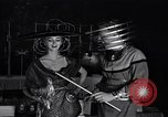 Image of tales of tomorrow fashion show United States USA, 1951, second 52 stock footage video 65675041141