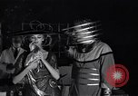 Image of tales of tomorrow fashion show United States USA, 1951, second 58 stock footage video 65675041141