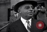 Image of Kefauver hearings United States USA, 1951, second 39 stock footage video 65675041148
