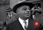 Image of Kefauver hearings United States USA, 1951, second 40 stock footage video 65675041148