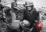 Image of Torrential rains Korea, 1952, second 22 stock footage video 65675041154