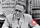 Image of Willey Ley New York United States USA, 1952, second 9 stock footage video 65675041160
