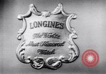 Image of Longines-Wittnauer New York United States USA, 1952, second 3 stock footage video 65675041162