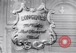 Image of Longines-Wittnauer New York United States USA, 1952, second 8 stock footage video 65675041162