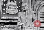 Image of Longines-Wittnauer New York United States USA, 1952, second 21 stock footage video 65675041162