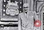 Image of Longines-Wittnauer New York United States USA, 1952, second 23 stock footage video 65675041162
