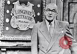 Image of Longines-Wittnauer New York United States USA, 1952, second 25 stock footage video 65675041162