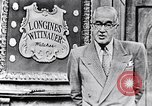 Image of Longines-Wittnauer New York United States USA, 1952, second 26 stock footage video 65675041162
