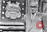 Image of Longines-Wittnauer New York United States USA, 1952, second 27 stock footage video 65675041162