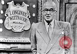 Image of Longines-Wittnauer New York United States USA, 1952, second 29 stock footage video 65675041162