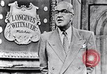 Image of Longines-Wittnauer New York United States USA, 1952, second 31 stock footage video 65675041162