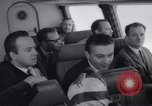 Image of air-cushion vehicle Saint Lawrence River Canada, 1963, second 49 stock footage video 65675041165