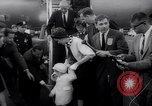Image of Grace Kelly New York City USA, 1961, second 24 stock footage video 65675041169