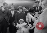 Image of Grace Kelly New York City USA, 1961, second 31 stock footage video 65675041169