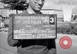 Image of Eagle Square Berlin Germany, 1952, second 2 stock footage video 65675041176