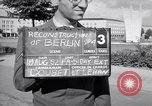 Image of Eagle Square Berlin Germany, 1952, second 7 stock footage video 65675041176