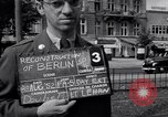 Image of modern store Berlin Germany, 1952, second 8 stock footage video 65675041177