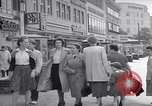 Image of modern store Berlin Germany, 1952, second 11 stock footage video 65675041177
