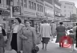 Image of modern store Berlin Germany, 1952, second 13 stock footage video 65675041177