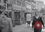 Image of modern store Berlin Germany, 1952, second 15 stock footage video 65675041177