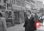 Image of modern store Berlin Germany, 1952, second 16 stock footage video 65675041177