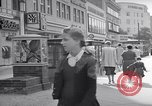 Image of modern store Berlin Germany, 1952, second 17 stock footage video 65675041177