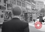 Image of modern store Berlin Germany, 1952, second 19 stock footage video 65675041177