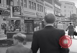 Image of modern store Berlin Germany, 1952, second 20 stock footage video 65675041177