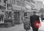 Image of modern store Berlin Germany, 1952, second 23 stock footage video 65675041177