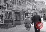 Image of modern store Berlin Germany, 1952, second 24 stock footage video 65675041177