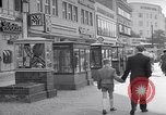 Image of modern store Berlin Germany, 1952, second 26 stock footage video 65675041177