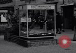 Image of modern store Berlin Germany, 1952, second 30 stock footage video 65675041177