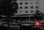 Image of modern store Berlin Germany, 1952, second 53 stock footage video 65675041177